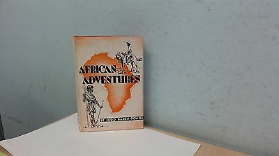 African Adventures, Lord Baden-Powell, Pearson, Hardcover