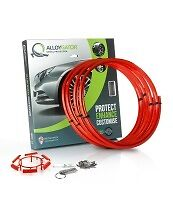 AlloyGator Wheel Protection Original Red (Supplied and Fitted Only)