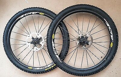 "Mavic 26"" Cross Ride Disc Shimano Rotors Mavic Hubs Maxxis Medusa High Roller"