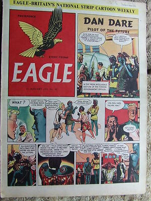 Eagle Vol 1 No 40 (1951). See listing for much cheaper combined shipping costs.