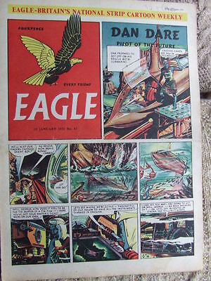 Eagle Vol 1 No 41 (1951). See listing for much cheaper combined shipping costs.