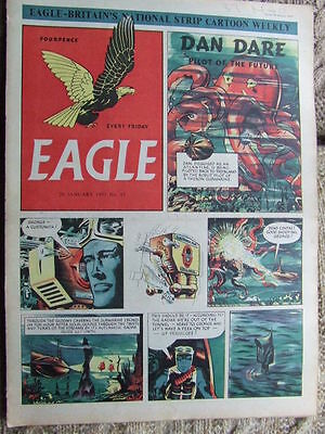 Eagle Vol 1 No 42 (1951). See listing for much cheaper combined shipping costs.