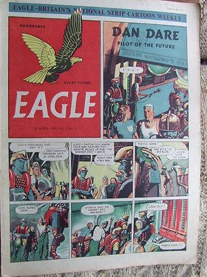 Eagle Vol 2 No 2 (1951). See listing for much cheaper combined shipping costs.