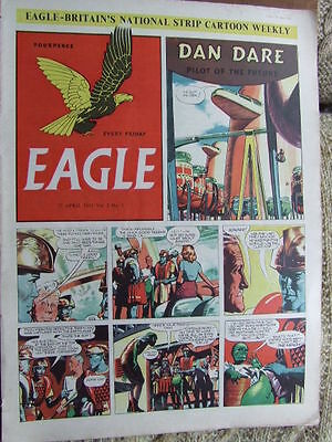 Eagle Vol 2 No 3 (1951). See listing for much cheaper combined shipping costs.