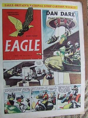 Eagle Vol 2 No 4 (1951). See listing for much cheaper combined shipping costs.