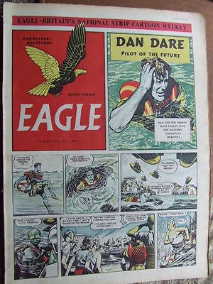 Eagle Vol 2 No 6 (1951). See listing for much cheaper combined shipping costs.