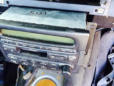 VT WH Holden Statesman Caprice  Head Unit And CD Stacker