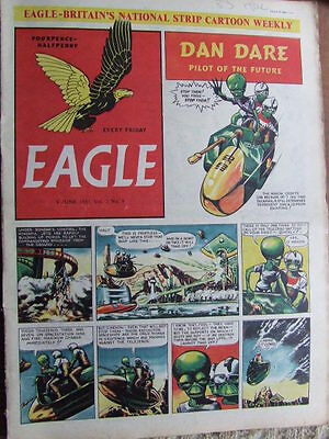 Eagle Vol 2 No 9 (1951). See listing for much cheaper combined shipping costs.