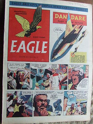 Eagle Vol 2 No 12 (1951). See listing for much cheaper combined shipping costs.