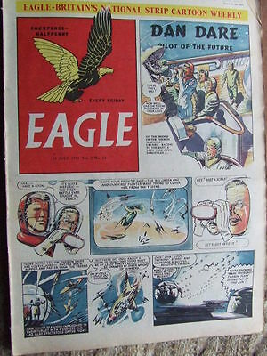 Eagle Vol 2 No 14 (1951). See listing for much cheaper combined shipping costs.