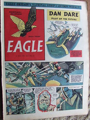 Eagle Vol 2 No 15 (1951). See listing for much cheaper combined shipping costs.