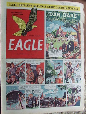 Eagle Vol 2 No 18 (1951). See listing for much cheaper combined shipping costs.