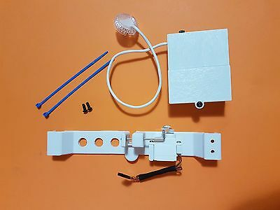 Payload Release for DJI Phantom 4. Drop Mechanism for Drone Fishing.