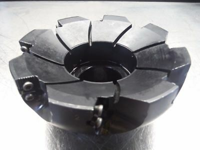 """Sandvik 5"""" Indexable Facemill RA590 127R38S 11M (LOC2183A)"""