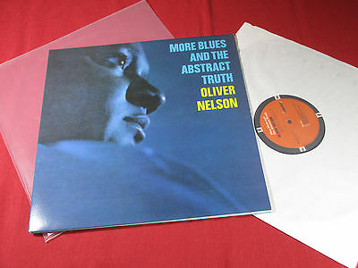 Oliver Nelson  MORE BLUES AND THE ABSTRACT TRUTH - LP Impulse IMP-212 near mint