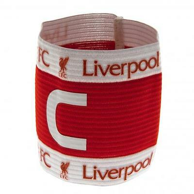 Official Licensed Football Product Liverpool Captains Arm Band Fan Fun Gift New