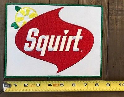 Squirt Soda Patches, Collectible