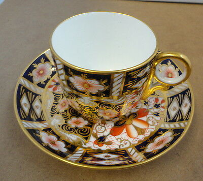 Royal Crown Derby Tea cup and Saucer Imari 2451