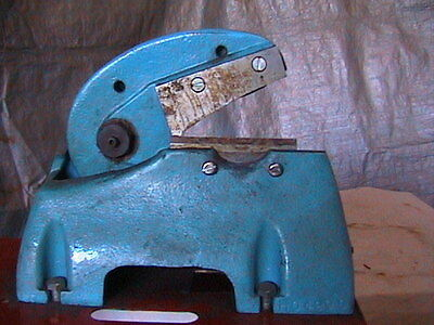 Sheet Metal Shear Ideal Industries USA Foot Shear
