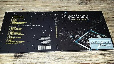 Crime Of The Century (2CD Deluxe Edition) von Supertramp (2014)