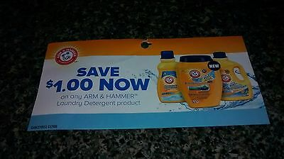SAVE $1 x 10 for Laundry Detergent
