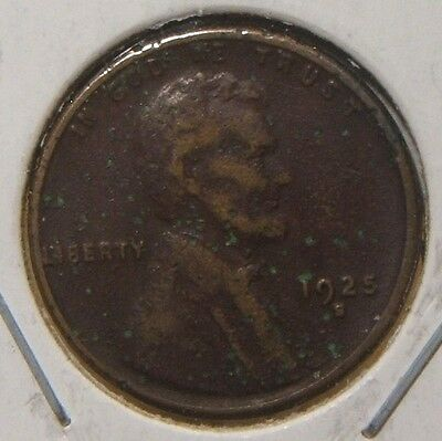 1925-S~~Lincoln  Wheat Cent