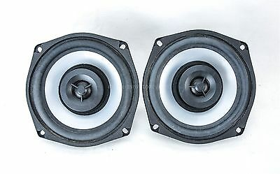 "Harley Davidson OEM Touring 2 Ohm, 4 3/4"" Front or Rear Speakers"