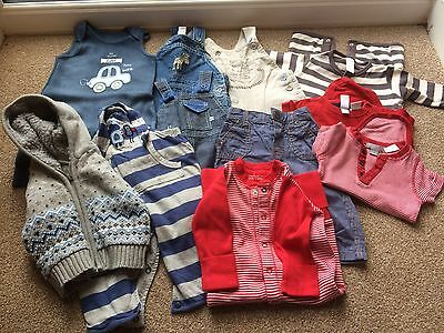 Baby Boys Job Lot Clothes 0-3 Months