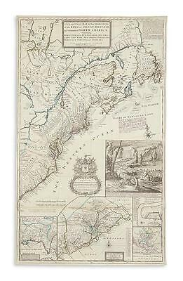 MOLL, HERMAN. A New and Exact Map of the Dominions of the King of Gre... Lot 139