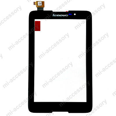 New 7'' Inch Black Touch Screen Digitizer Glass For Lenovo A7-50 A3500 Tablet