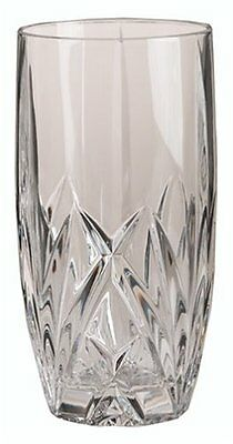 Marquis by Waterford CRYSTAL Brookside Glasses HIGHBALL SET OF 4 NEW