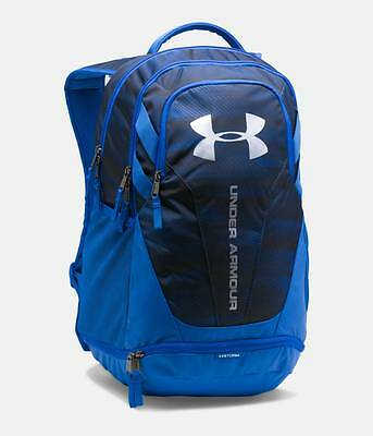 Under Armour Hustle 3.0 Backpack (BLUE) - 1294720 907