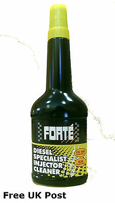 PROFESSIONAL FORTE DIESEL SPECIALIST INJECTOR CLEANER 400 ml