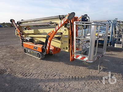 New Unused 2014 JLG XP700AJ Crawler Lift Spider Lift.. Only 4 Hrs.