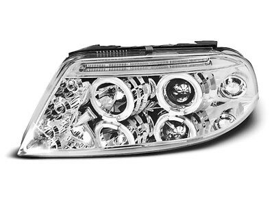 Koplampen voor VW Passat 3BG 00-05 Angel Eyes Chrome XLPVW79N XINO TUNING