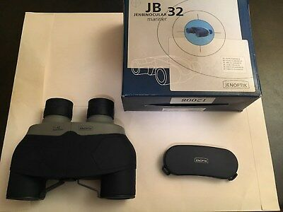 Binoculars, Made in Germany by JENOPTIK, # JB-32, FREE SHIPPING