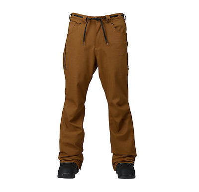 Analog Remer Slouch Mens 2017 Copper  Snowboard Pants Free Delivery Australia