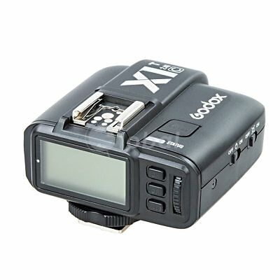 Godox X1T-C 2.4GHz TTL Wireless Transmitter Trigger For Canon 5D 6D 7D 70D 500D
