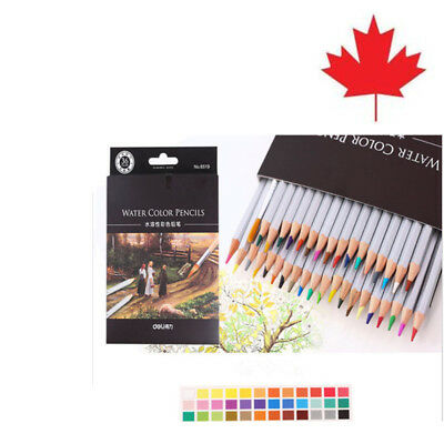 Deli drawing art set 36 color Pencil Pastel Charcoal Sketching