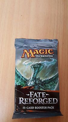 Magic The Gathering Fate Reforged Booster Packs - Brand New
