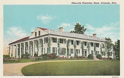LAM(W) Grenada, MS - Glenwild Plantation Home - Exterior and Grounds