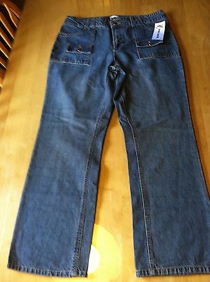 "Juniors Curfew 100% cotton Jeans sz 11 NWT W 31"" x L 32"""