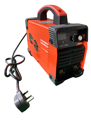 Mini Light Weight Arc Welding Machine 130 AMP Inverter Welder