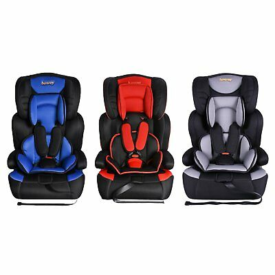 BESREY Child Baby Car Seat Safety Kids Booster For Group 1/2/3 9-36kg