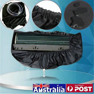3P Air Conditioner Cover Cleaning Washable Protect Dust Washing Waterproof Dust