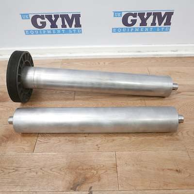 Pair of Refurbished Life Fitness 93T / 95Ti / 97Ti Treadmill Rollers - Exchange