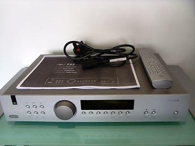 Arcam FMJ T32 ~ FM / AM Stereo Tuner in Exc Condition  (No DAB)