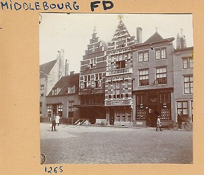 MIDDLEBOURG c. 1900 - Commerces Pays Bas - FD Hol 83