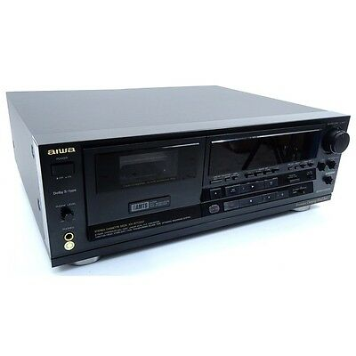 Aiwa XK-S7000 Hi-Fi Separate 3-Head Stereo Cassette Tape Deck inc Warranty