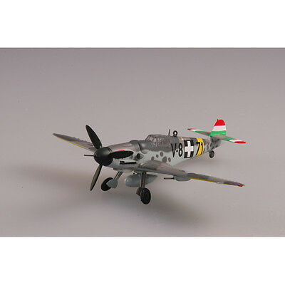 Easy Model 37257 Messerschmitt Bf109G-6 Hungarian Air Force 1944 1/72 Scale
